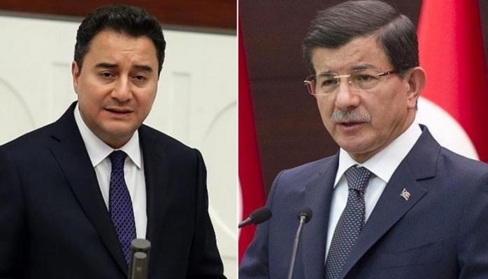 Davutoğlu'ndan Ali Babacan açıklaması
