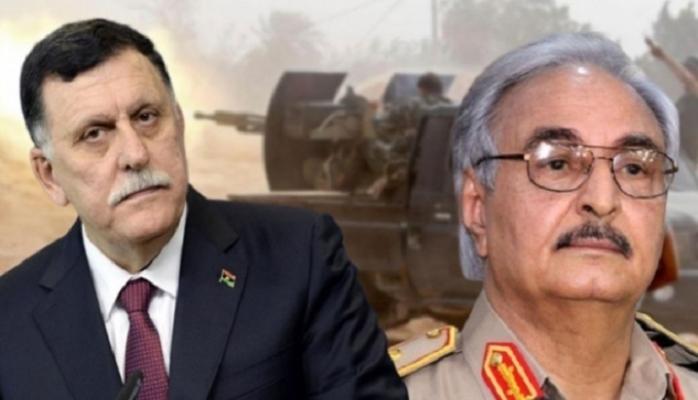 Libya'da taraflardan ateşkes ilanı