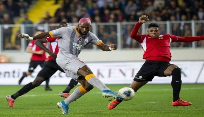 Gençlerbirliği : 0 - Galatasaray : 0