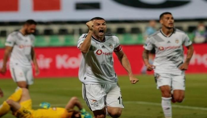Y Denizlispor : 1- Beşiktaş 5