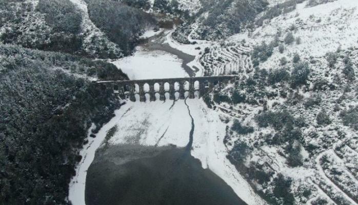 Kar yağışı İstanbul'un kuraklık sorununu çözdü mü?