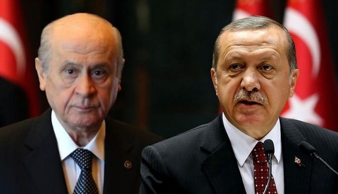 AKP'den çok konuşulacak Devlet Bahçeli hesabı