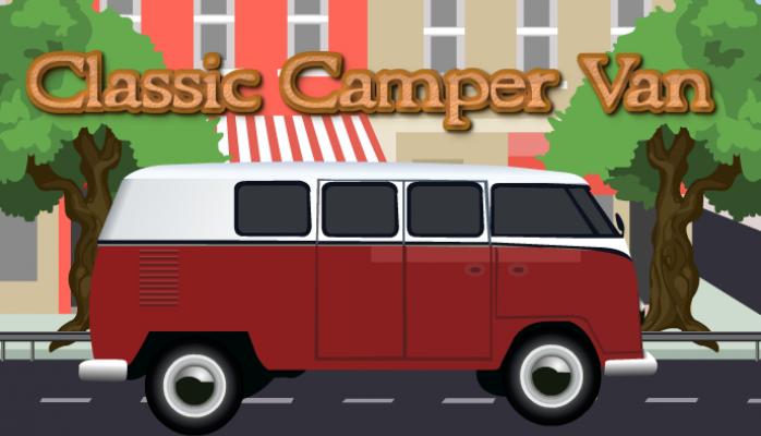 Klasik Camper Van Oyunu