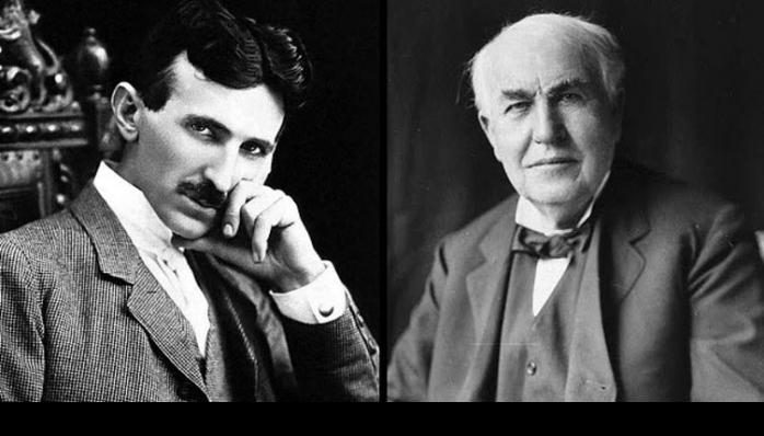 Edison Ve Tesla Karşı Karşıya (Belgesel)