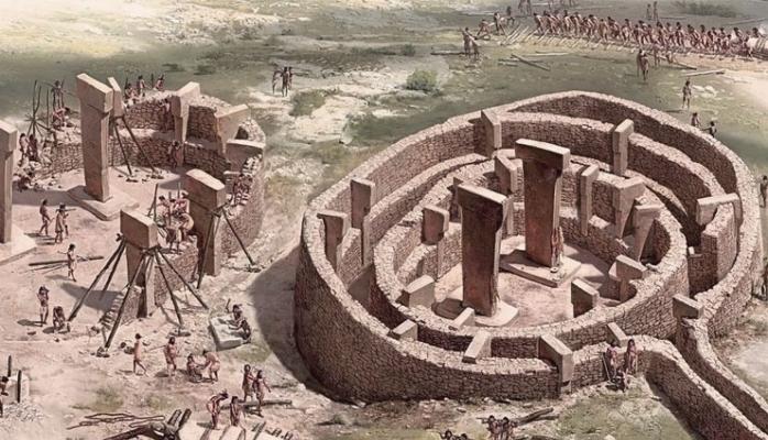 Göbeklitepe Neden Piramitlerden Bile Önemli ?