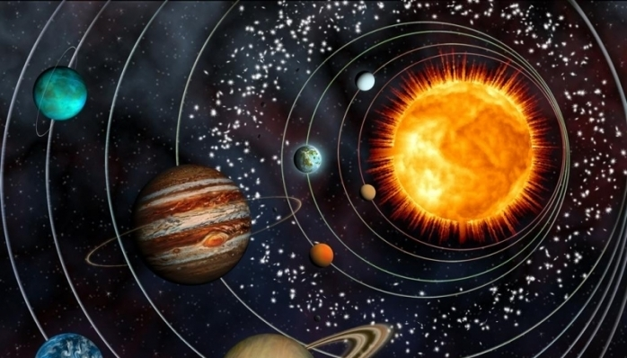 Uzayın İhtişamlı Sonsuzluğu