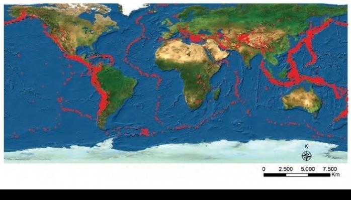 Büyük Felaketler: Deprem